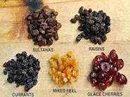 raisins-sultanas